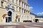Monaco Prince Palace