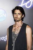 LOS ANGELES, CA - OCT 3: Tyson Ritter at Paramount Pictures' premiere of 'Footloose' held at the Regency Village Theater on October 3, 2011 in Los Angeles, California