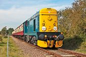 Chopper - Nene Valley Railway