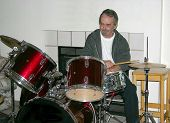 Ross Drumming