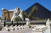 Las Vegas, Nevada -  Luxor Hotel And Casino