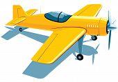 Avión de deporte