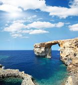 pic of gozo  - Fantastic Azure Window - JPG