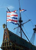 The Batavia ship, Holland