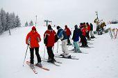 Skiers Trainings