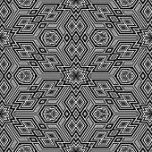 3D Retro Pattern