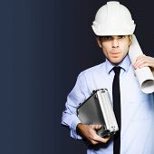 Driven And Determined Engineer In Builder Hardhat