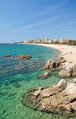 Playa de Aro,Costa Brava,Spain