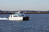 Ferry,  Boston Harbor