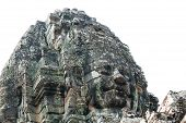 Angkor Giant Faces