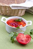 Soup With Kidney Beans