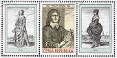 Wenceslaus Hollar Stamps