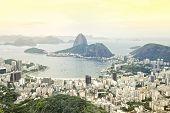 Rio de Janeiro Skyline Overlook