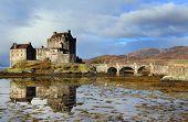 Eilean Donan Castle, Scotland, Europe