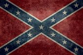 Confederate flag Vintage version
