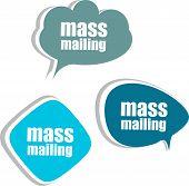 Mass Mailing.
