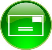 Green Email Button
