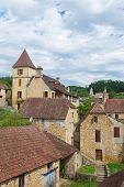 French village in France perigord
