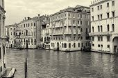stock photo of u-boat  - Glimpse of Venice B u - JPG