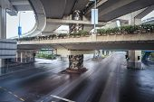 Under The Elevated Road