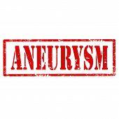 Aneurysm-stamp