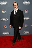 NEW YORK-APR 26: Comedian John Hodgman attends the American Comedy Awards at the Hammerstein Ballroo