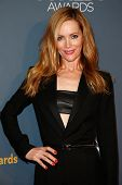 NEW YORK-APR 26: Actress Leslie Mann attends the American Comedy Awards at the Hammerstein Ballroom