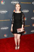 NEW YORK-APR 26: Comedian Katie Dippold attends the American Comedy Awards at the Hammerstein Ballroom on April 26, 2014 in New York City.
