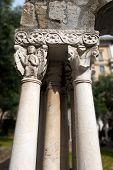 Cloister Of St. Andrea - Genova Italy
