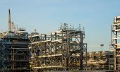 Liquefied Natural Gas Refinery Factory