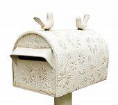 Mailbox Vintage Style