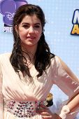 LOS ANGELES - APR 26:  Celeste Buckingham at the 2014 Radio Disney Music Awards at Nokia Theater on