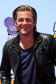 LOS ANGELES - APR 26:  Luke Benward at the 2014 Radio Disney Music Awards at Nokia Theater on April