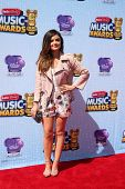 LOS ANGELES - APR 26:  Lucy Hale at the 2014 Radio Disney Music Awards at Nokia Theater on April 26,