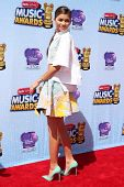 LOS ANGELES - APR 26:  Zendaya Coleman, aka Zendaya at the 2014 Radio Disney Music Awards at Nokia T
