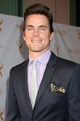 LOS ANGELES - APR 23:  Matt Bomer at the 35th College Television Awards at Television Academy on Apr