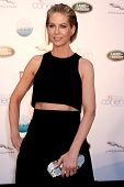 LOS ANGELES - APR 25:  Jenna Elfman at the 2014 LA Modernism Show Opening Night at 3Lab on April 25,