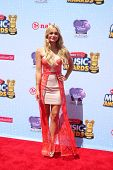 LOS ANGELES - APR 26:  Olivia Holt at the 2014 Radio Disney Music Awards at Nokia Theater on April 2
