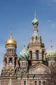 Dome Of The Savior On Blood
