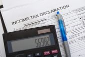 Income Tax Declaration