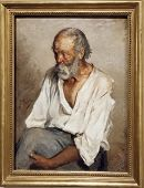 """old Fisher"" Of Picasso"