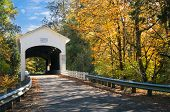 Pengra Covered Bridge