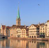 Zurich, The Lady Minster