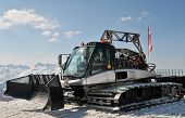 Snow Preparation Truck
