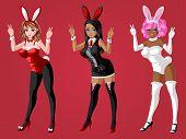 Sexy Bunny Women