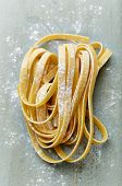 Homemade Ribbon Pasta