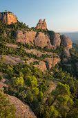 Nature park close to Barcelona