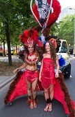 Carnival Parade In Rotterdam
