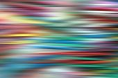Abstract Blurred Colors Mix Background