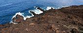 Volcanic Peninsulas